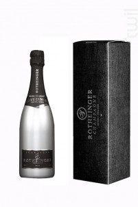 Champagne ROTHEINGER Excellence Série Diamants - Manoir de Valette - Non millésimé - Effervescent
