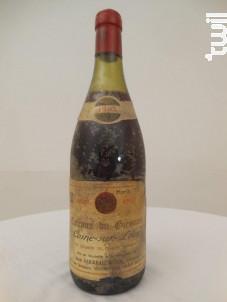 Pinot Rouge - Domaine Jarreau - 1985 - Rouge