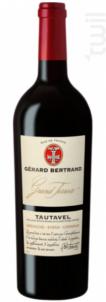 GRAND TERROIR TAUTAVEL - Maison Gérard Bertrand - Tautavel - 2017 - Rouge