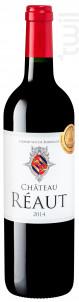 Château Réaut - Château Réaut - 2014 - Rouge
