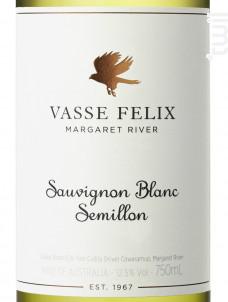 Sauvignon Blanc  - Sémillon - VASSE FELIX - 2017 - Blanc