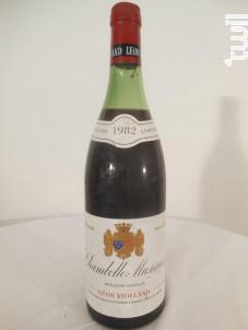 Violland - Louis Violland - 1982 - Rouge