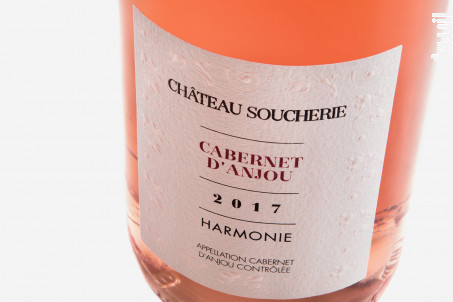 Harmonie - Château Soucherie - 2017 - Rosé