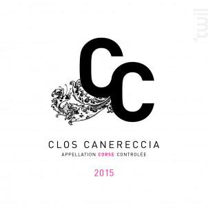 Clos Canereccia - Clos Canereccia - 2017 - Blanc