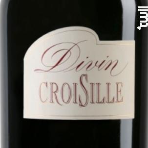 Divin Croisille - Chateau les Croisille - 2014 - Rouge