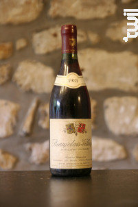 Domaine Maurice Depardon - Domaine Maurice Depardon - 1981 - Rouge