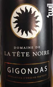 Gigondas - Domaine de la Tête Noire - 2017 - Rouge