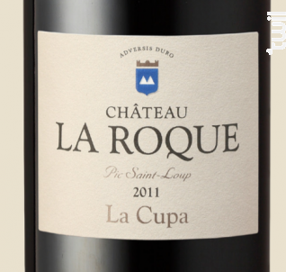 Cupa Numismae - Château La Roque - 2013 - Rouge