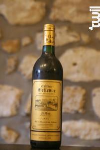 Château Bellevue - Château Bellevue - 1994 - Rouge