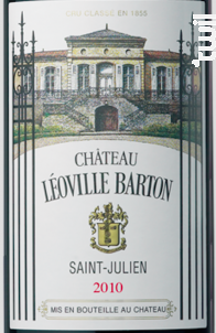 Château Léoville Barton - Château Léoville Barton - 2017 - Rouge