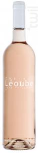Rosé de Léoube - Château Léoube - 2018 - Rosé