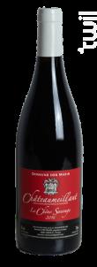 Le Chêne Sauvage - Domaine des Mazis - 2016 - Rouge