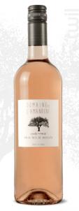 Cuvée Marie - Domaine de l'Amandine - 2018 - Rosé