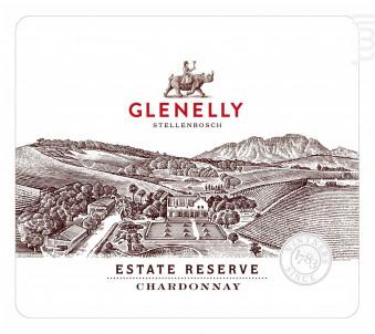 ESTATE RESERVE - CHARDONNAY - GLENELLY - 2018 - Blanc