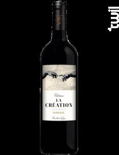 Château La Création - Château La Création - 2016 - Rouge