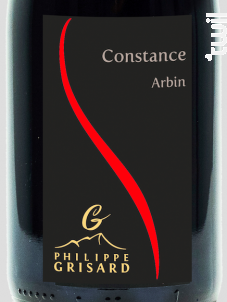 Constance - Maison Philippe Grisard - 2017 - Rouge