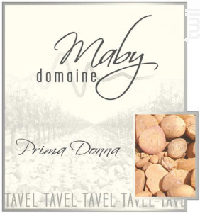 Prima Donna - Domaine Maby - 2016 - Rosé