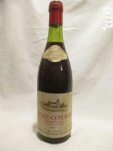 Premier Cru - Domaine P. André - 1967 - Rouge