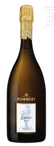 Cuvée Louise - Champagne Pommery - 2002 - Effervescent
