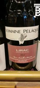 Lirac - Domaine Pélaquié - 2014 - Rouge