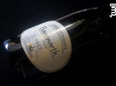 Cremant D'alsace Brut - Domaine Bannwarth - Non millésimé - Blanc