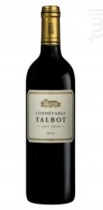 Connétable Talbot - Château Talbot - 2016 - Rouge