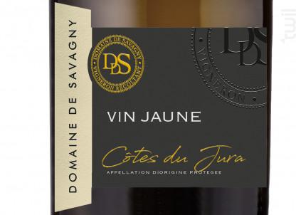VIN JAUNE 62 cl - DOMAINE DE SAVAGNY - 2010 - Blanc