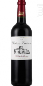 Château Lartaude - Château Lartaude - 2018 - Rouge