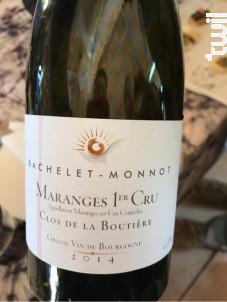 Maranges 1er Cru La Fussière - Domaine Bachelet-Monnot - 2018 - Rouge