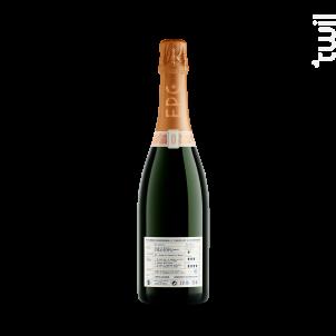 Blanc de Blancs Brut - EPC Champagne - Non millésimé - Effervescent