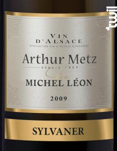Cuvée Michel Léon Sylvaner - Arthur METZ - 2015 - Blanc