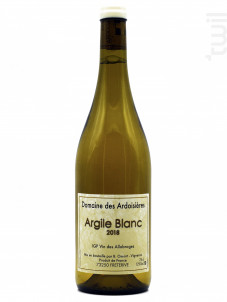 Argile - Domaine des Ardoisières - 2018 - Blanc