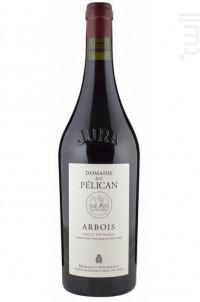 ARBOIS 3 CEPAGES - Domaine du Pélican - 2014 - Rouge
