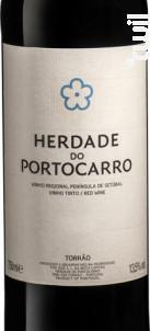 Herdade Portocarro - herdade do Portcarro - 2012 - Rouge