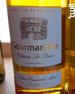Gourmandise - Château La Rame - 2015 - Blanc