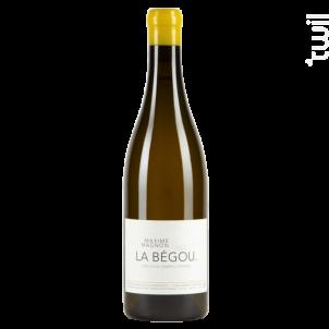 La Bégou - MAXIME MAGNON - 2017 - Blanc