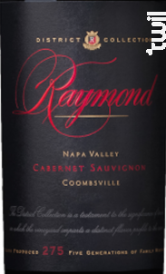 District Collection Coombsville Cabernet Sauvignon - Raymond Vineyards - 2012 - Rouge