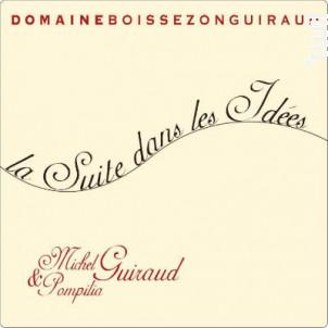 La Suite dans les Idées - Domaine Boissezon Guiraud - 2012 - Rouge