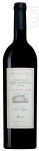 Cuvée Henry Lapierre - Château Rouquette sur Mer - 2013 - Rouge