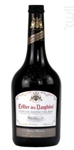 Côtes du Rhône Villages - Cellier des Dauphins - Union des Vignerons des Côtes du Rhône - 2016 - Rouge