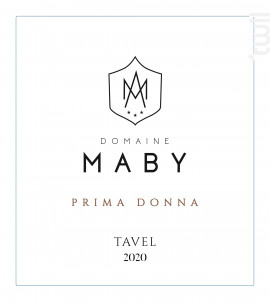 Prima Donna - Domaine Maby - 2020 - Rosé