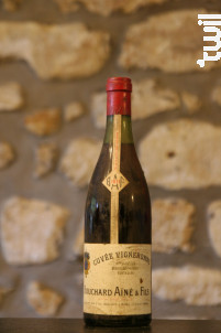 Cuvee Vigneronne - Bouchard Aîné et Fils - 1971 - Rouge