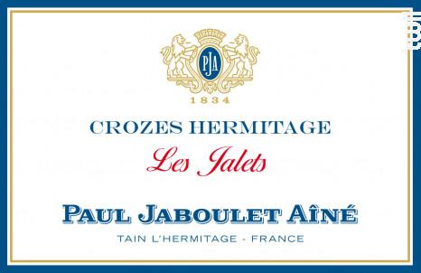 Les Jalets - Paul Jaboulet Aîné - 2018 - Blanc
