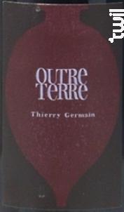 Outre Terre - En Amphore - Thierry Germain - Domaine des Roches Neuves - 2016 - Rouge