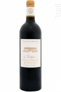 Château Vrai Canon Bouché - Château Vrai Canon Bouché - 2018 - Rouge