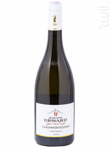 Chignin Bergeron - Domaine Grisard Jean-Pierre et fils - 2020 - Blanc