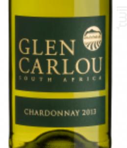 Glen Carlou Chardonnay - Glen Carlou Vineyards - 2014 - Blanc