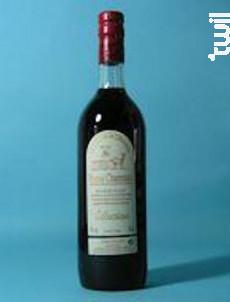 Selection Rouge - Maison Jousseaume - Le Chai de la Chèvrerie - 2010 - Rouge