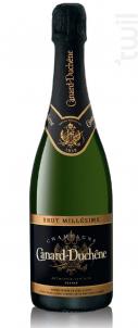 Champagne Canard-Duchêne  Authentic Vintage - Canard-Duchêne - 2008 - Effervescent