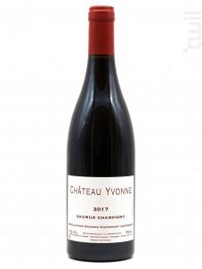 Château Yvonne - Château Yvonne - 2017 - Rouge